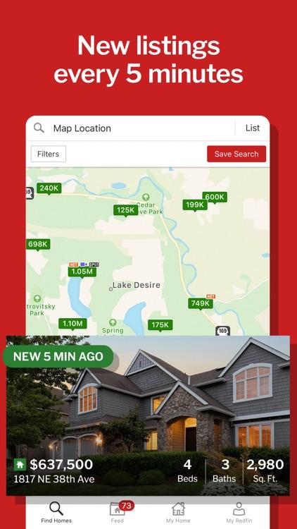 Redfin Real Estate: Find Homes screenshot-0