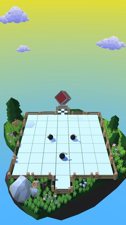 COLOR CUBE 3D-PUZZLE screenshot-3