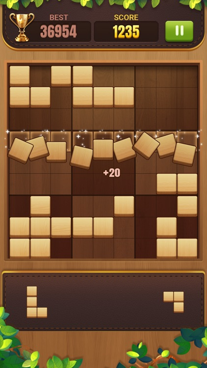 Block Puzzle: Wood Sudoku Game screenshot-3