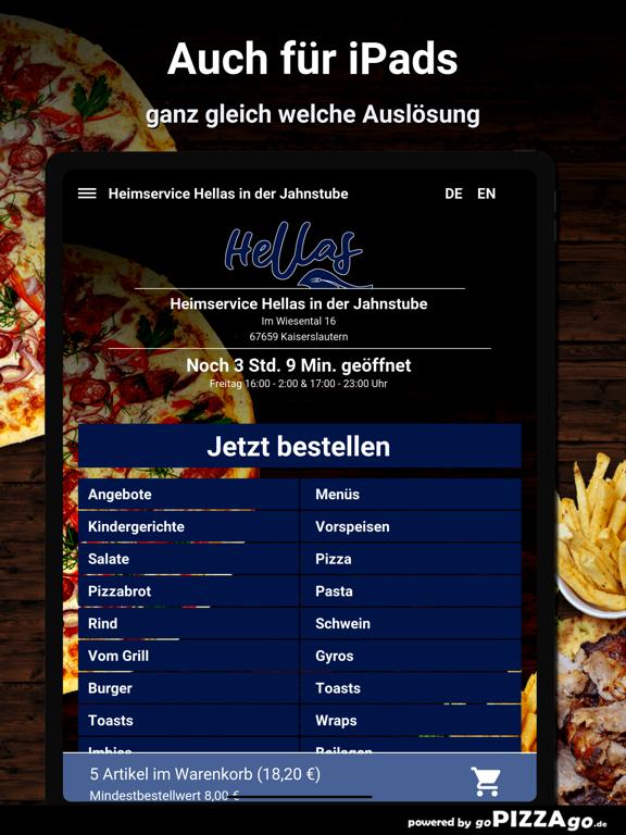 Hellas Kaiserslautern screenshot 7