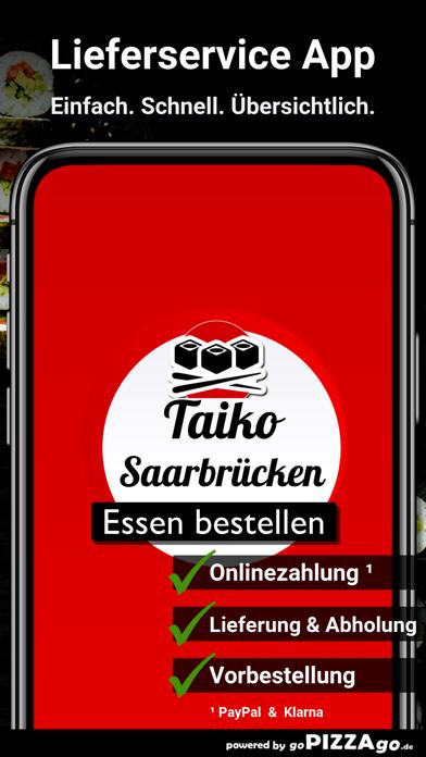 Taiko Sushi Saarbrücken screenshot 1