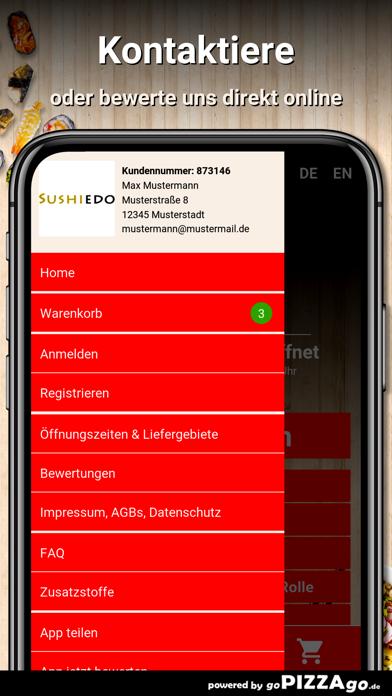 Sushiedo Frankfurt am Main screenshot 3