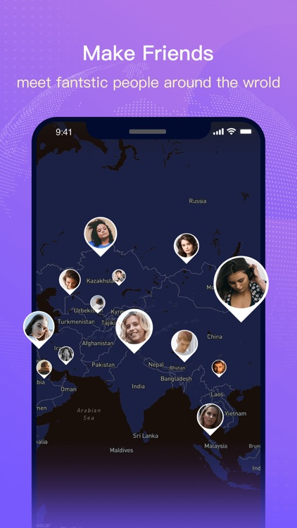 Tako-Team up, voice chat screenshot-4