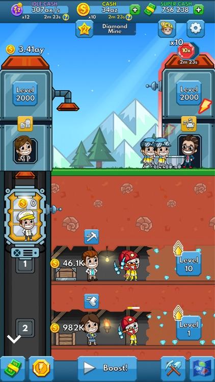 采矿大亨:掘金之旅 screenshot-5