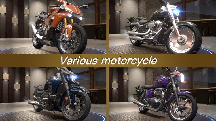 Speed Moto Dash:Real Simulator