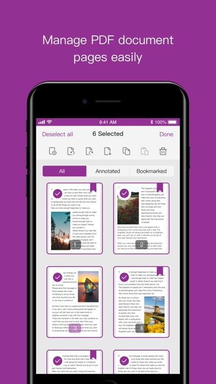 Foxit PDF Editor screenshot-4