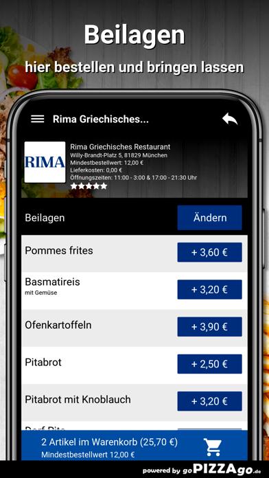 Rima München screenshot 6