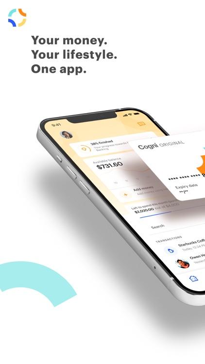 Cogni - Mobile Banking screenshot-0