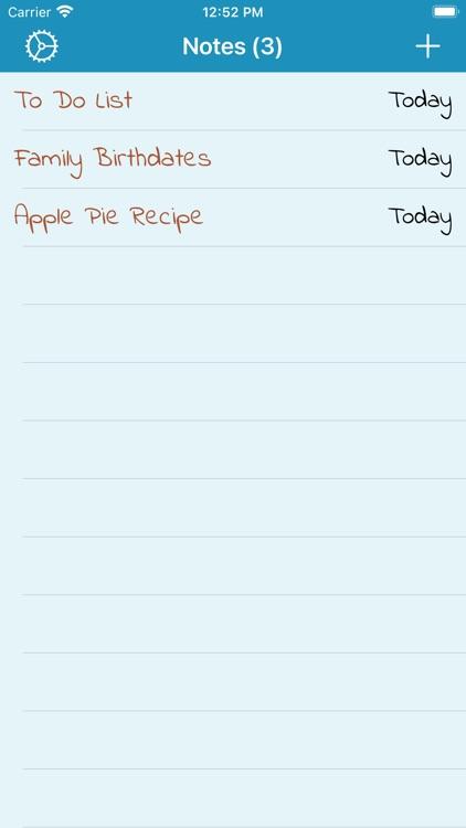 Old Notepad screenshot-3