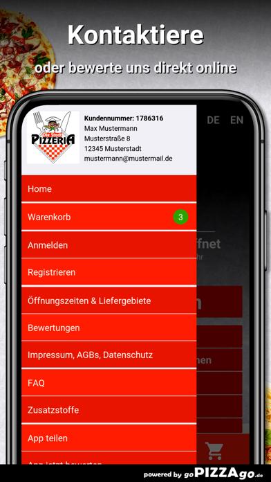 Stadtpizzeria Wetter (Ruhr) screenshot 3