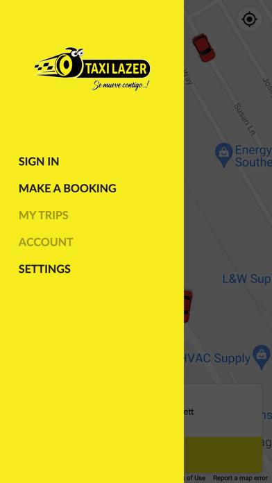 Taxi Lazer screenshot 1