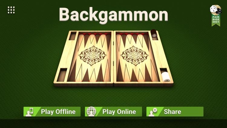 Backgammon - The Board Game screenshot-5
