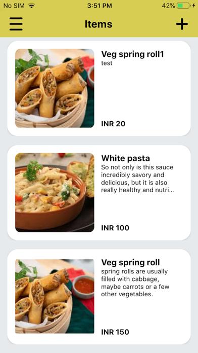 BB_Restaurant screenshot 3