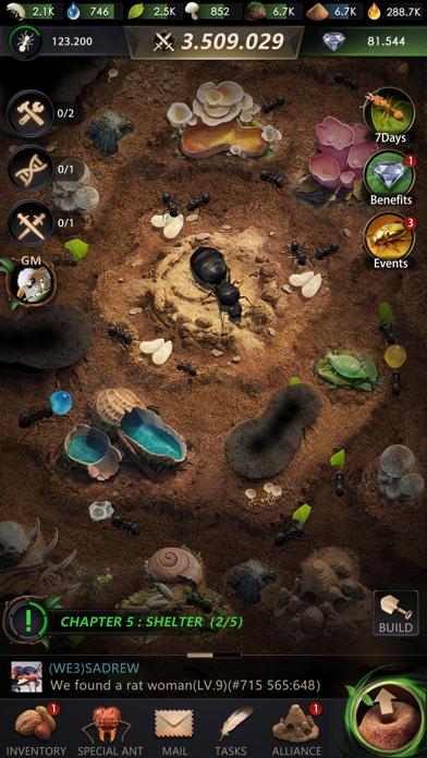 The Ants: Underground Kingdom screenshot 6