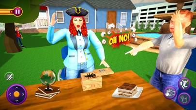 Scary Evil Teacher 3D Pranks紹介画像2