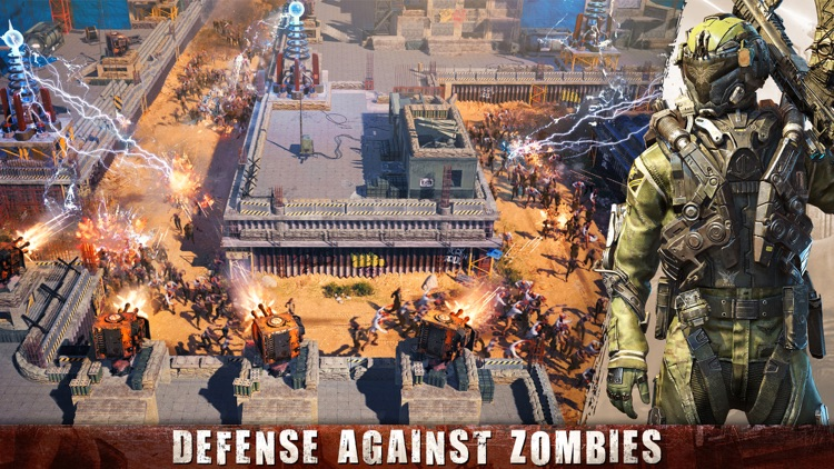 Age of Z Origins:Tower Defense