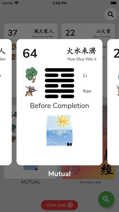 YiJing Card screenshot 5