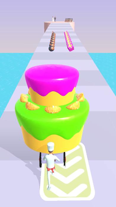 Cake Run screenshot 3