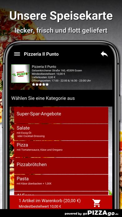 Pizzeria Il Punto Essen screenshot 4