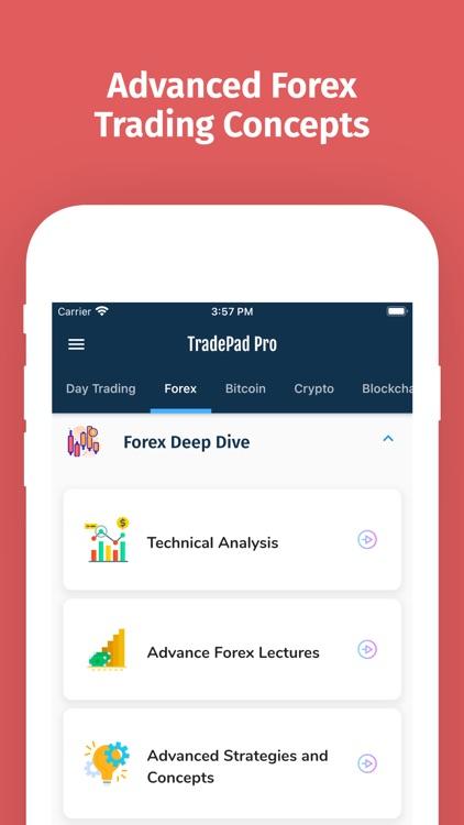 Learn Day Trading & Forex 2021 screenshot-5