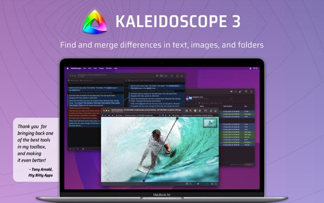 Kaleidoscope 3 Screenshot