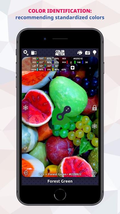 ColorMeter RGB Colorimeter screenshot-5