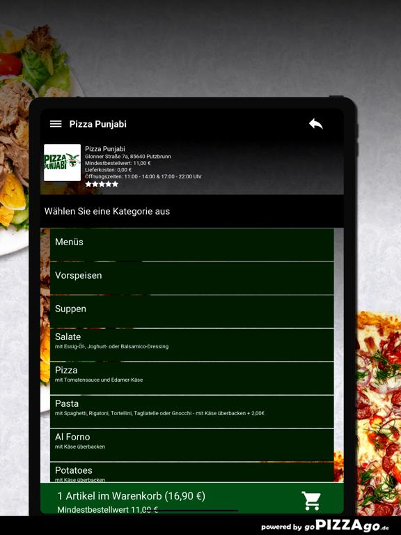 Pizza Punjabi Putzbrunn screenshot 8