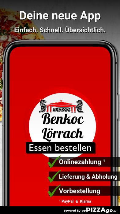 Benkoc Lörrach screenshot 1