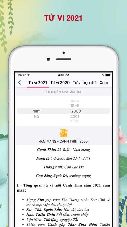 Lịch Vạn Niên 2022 - Lịch Việt screenshot-5