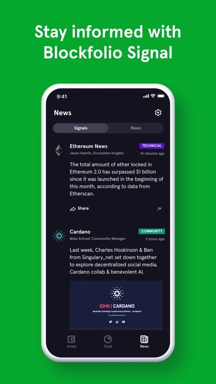 FTX (formerly Blockfolio) screenshot-4