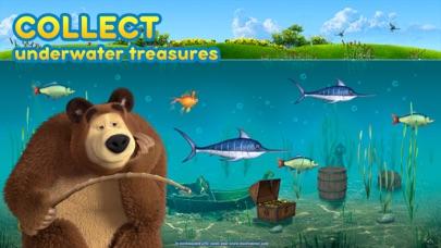 マーシャと熊:水中紹介画像2