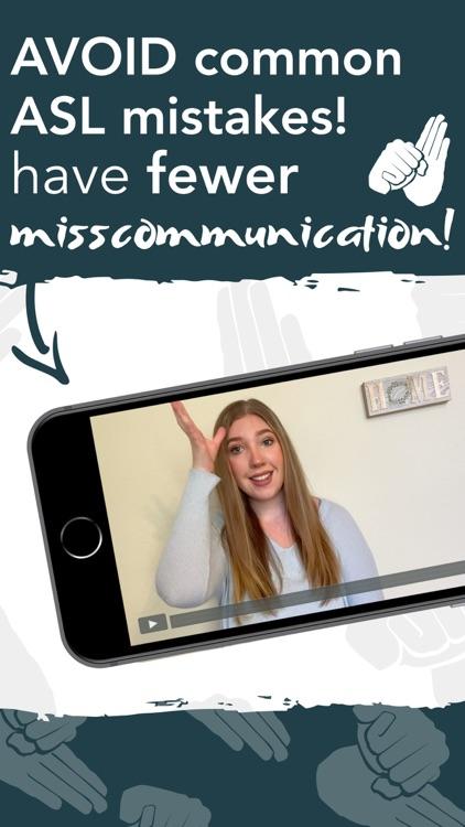 ASL American Sign Language App