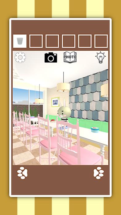 脱出ゲーム ウサギとカフェと優雅なひとときのおすすめ画像5