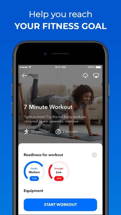 Wellnessty: Home Fitness Coach