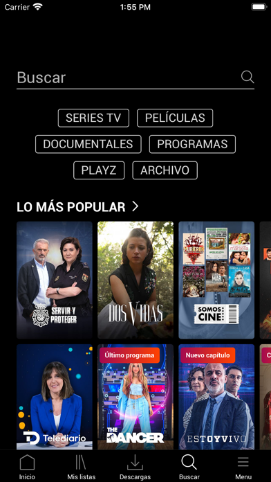 Descargar RTVE Play para Android