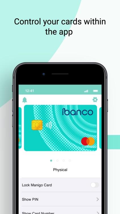 iBanco - Credit Boosting App screenshot-4