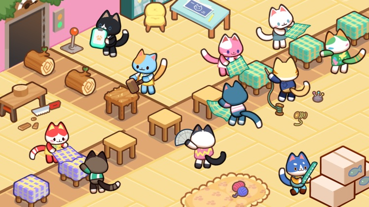 Kitty Cat Tycoon screenshot-4