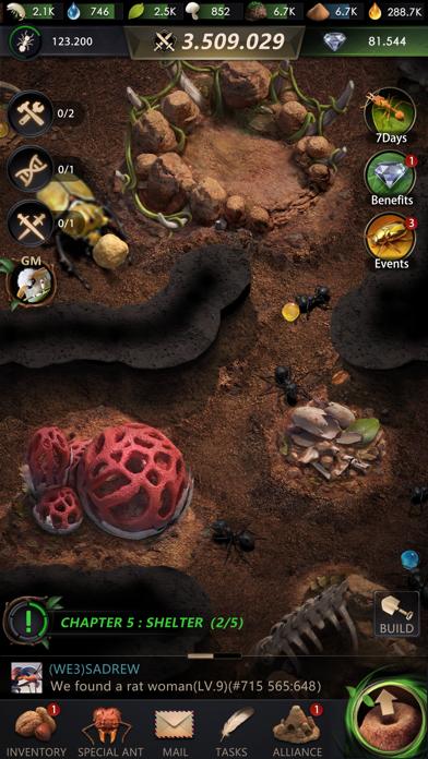 The Ants: Underground Kingdom screenshot 9