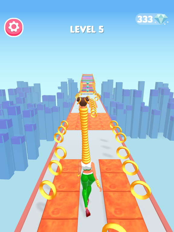 Long Neck 3D screenshot 16
