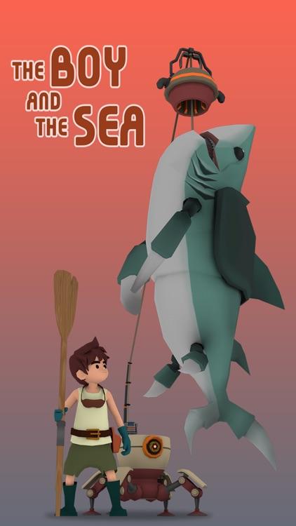 The Boy and The Sea screenshot-0
