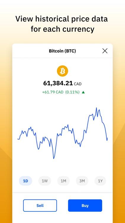 Quick Trade: Buy Crypto Canada screenshot-3