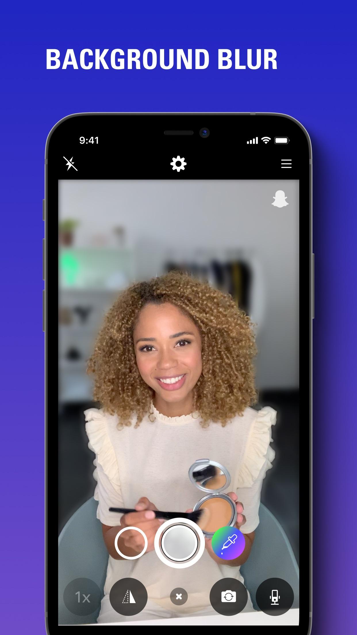 Screenshot do app EpocCam Webcamera for Computer