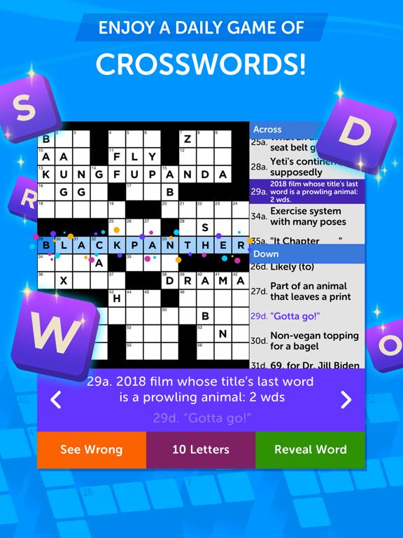 Crosswords With Friendsのおすすめ画像1