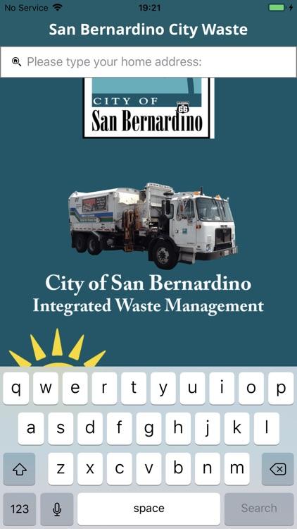 San Bernardino City Waste