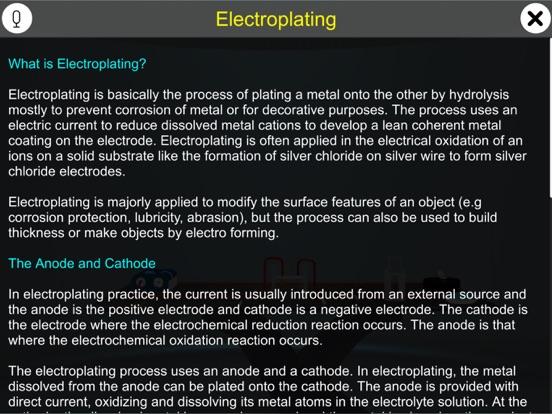 Electroplating screenshot 7