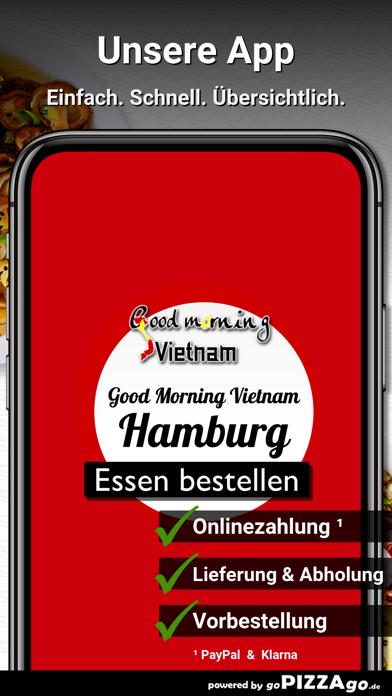 Good Morning Vietnam Hamburg screenshot 1