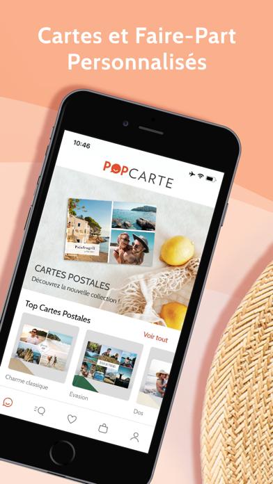Concours de Noël 14 : Popcarte, la carte postale iPhone – 100€ de crédits à gagner !-capture-2