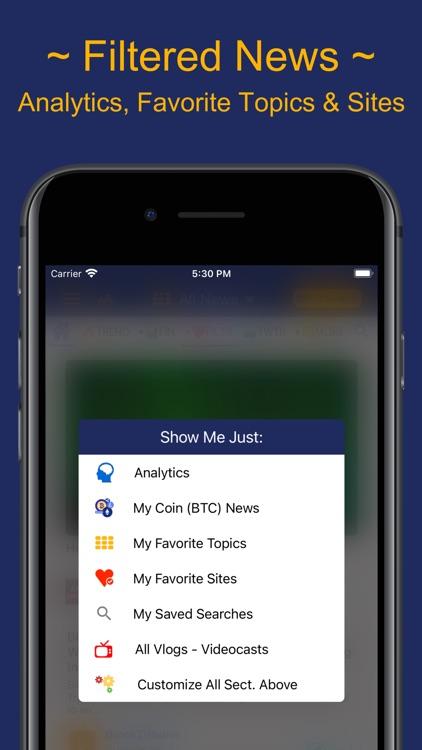 BTCnews - Bitcoin Crypto News screenshot-6