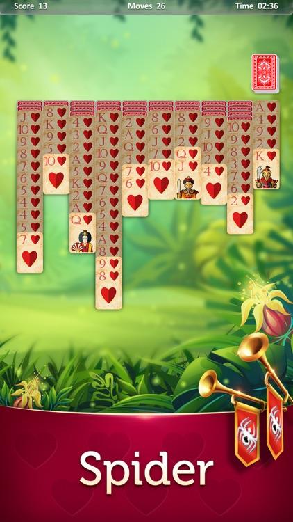 Magic Solitaire: Card Games screenshot-4