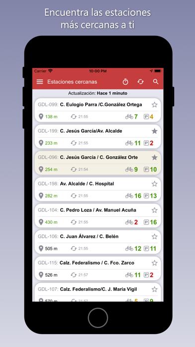 MiBici GuadalajaraCaptura de pantalla de3